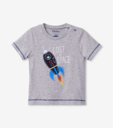 Graphic Tee Rocket 18-24m