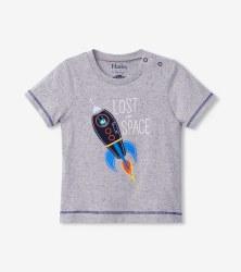 Graphic Tee Rocket 12-18m