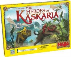 The Heros of Kaskaria