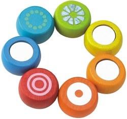 Rainbow Clutching Toy