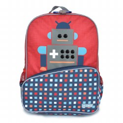 Toddler Backpack Robot