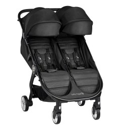 City Tour 2 Double Stroller Onyx