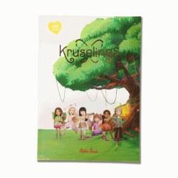 Kruselings Sticker Book