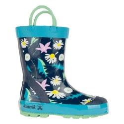 Rain Boots Mayweed Navy 6
