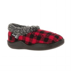 Cozy Cabin Red/Black 2Y