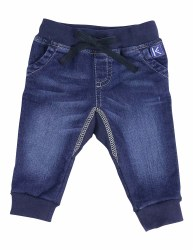 Tiger Denim Knit Pant 3-6m
