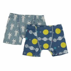 Boxers Twilight Planets 5-6Y