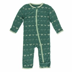 Coveralls Ivy Chickens 3-6m