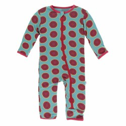 Coverall Watermelon 9-12m
