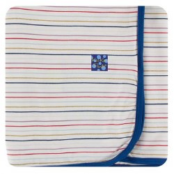 Swaddling Blanket Multi Stripe