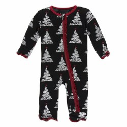 Muffin Coverall Foil Trees 18-