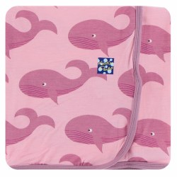 Swaddling Blankets Lotus Whale