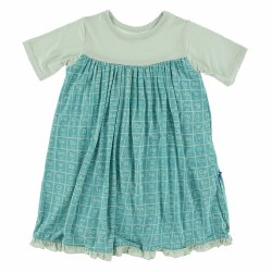 Swing Dress Neptune Elements 3T