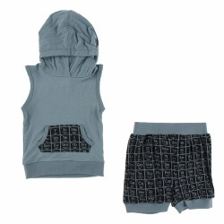 Hoodie Tank Outfit Elements 4T