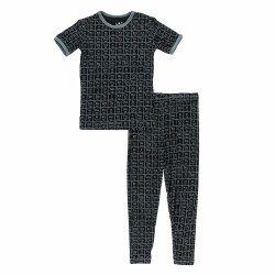 S/S PJ Midnight Elements 2T