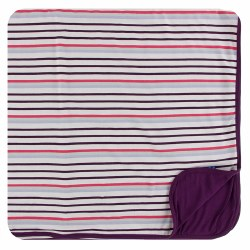 Toddler Blanket Chemistry Stripe