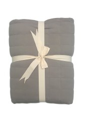 Adult Bamboo Blanket Clay