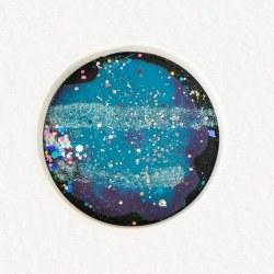 Glitter Dough Galaxy