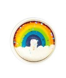 Glitter Dough Over the Rainbow