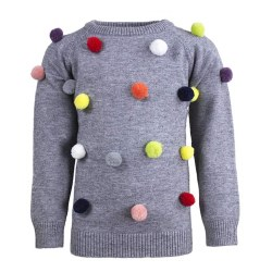 Pom Pom Sweater 10