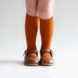 Knee High Pumpkin Spice 1.5-3Y