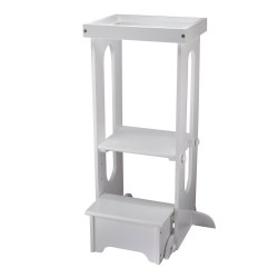 Explore N Store Learning Tower White