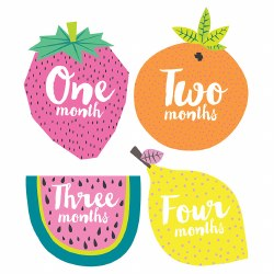 Little Tutti Frutti 1-12