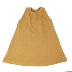 Keyhole Dress Honey 2T