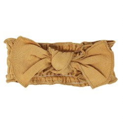 Tie Headband Honey 0-12m