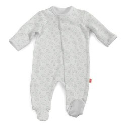 Footie Green Elephant Preemie