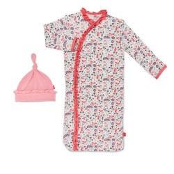 Gown Set Beatrix Floral