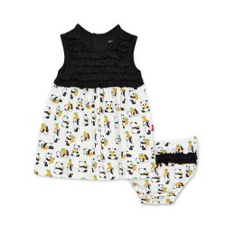 Dress Set Pudgy Pineapple 9-12m
