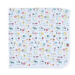 Swaddle Blanket ABC Love