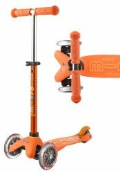 Mini Deluxe Scooter Orange