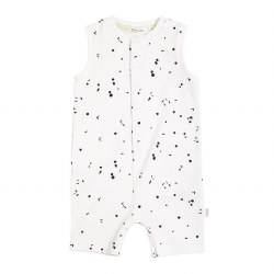 Frenzy Romper White 12m