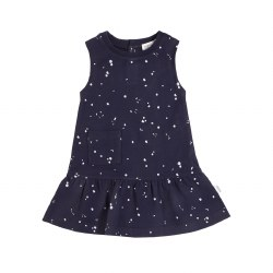 Frenzy Dress Navy 6m