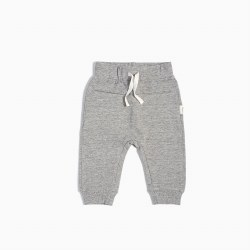 Knit Pant Grey 4T
