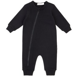 Playsuit Black 12m