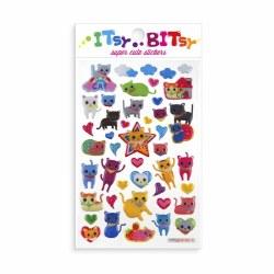 Itsy Bitsy Stickers Cat Eyes