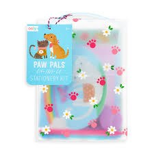 Stationary Kit Paw Pals
