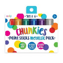 Chunkies Paint Sticks Metallic