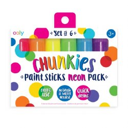 Chunkies Paint Sticks Neon