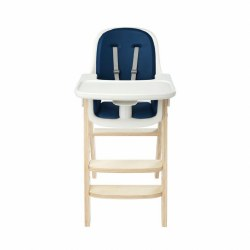 Sprout Highchair Navy/Birch