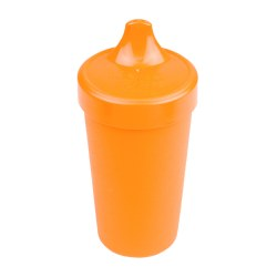 Spill Proof Cups Orange