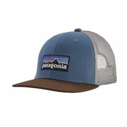 K's Trucker Hat Wooly Blue