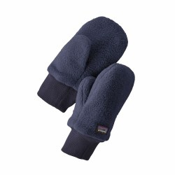 Pita Pocket Mittens Navy 24m