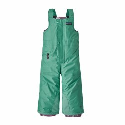 Snow Pile Bibs Plains Green 2T