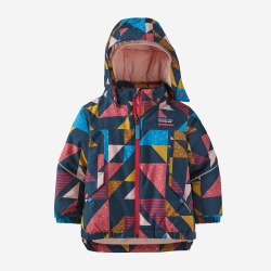 Baby Snow Pile Jacket Crater 3T