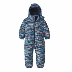 Snow Pile One-Piece Wooly 2T