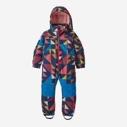 Baby Snow Pile One-Piece Crater 4T